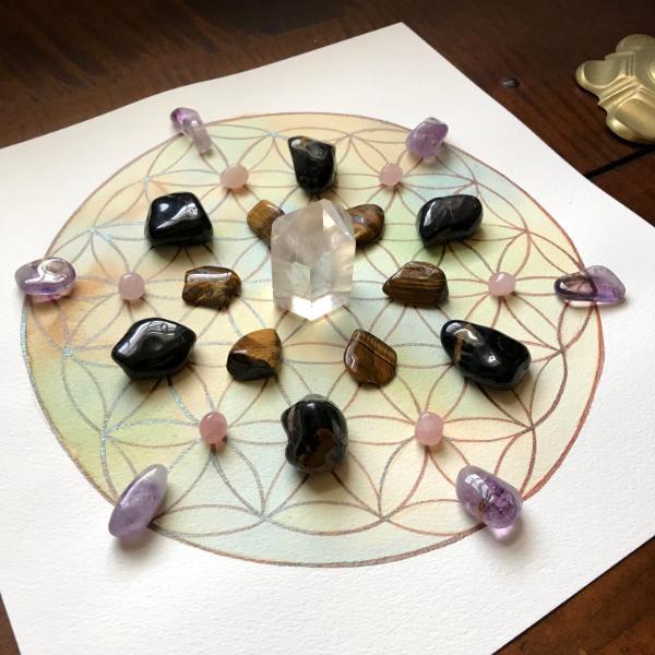 Animal Healing Grid