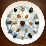 Crystal Grid for Earth Healing