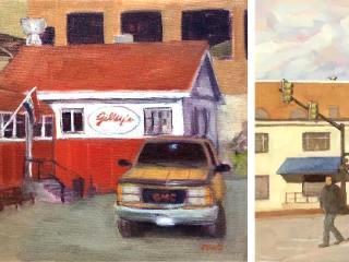 Alison Huber-Jewett Art - New Hampshire Artist