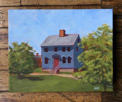 Wheelwright House 1